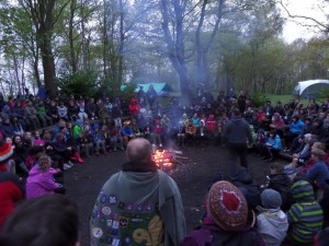 District May Day Camp 2015